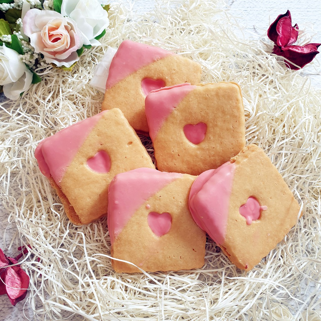 【MENIPPE媚力泊】奶香鬆餅10入/盒300g 手工餅乾 曲奇餅乾 獨立包裝 送禮 零食餅乾 伴手禮 甜點 小點心