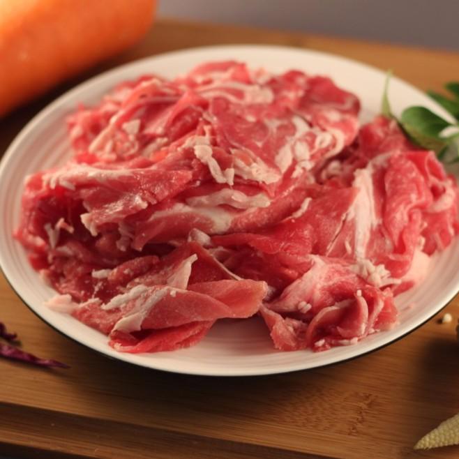 《酒肉朋友》紐西蘭羊炒肉 新鮮羊肉 炒 肉片 絞肉 批發 零售 宅配 優惠 下酒 小酌 美味 飯店 團聚 食材 春節