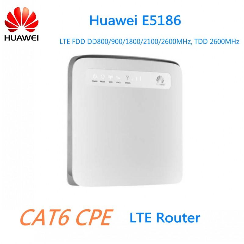 華為 E5186s-22a 送天線 台灣全頻機 2CA 4G WiFi分享器 B525s-65a B315s-607