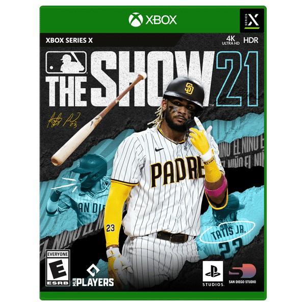 <譜蕾兒電玩>(預購)2021-04-20 XBOX Series X|S 美國職棒大聯盟 21 英文版