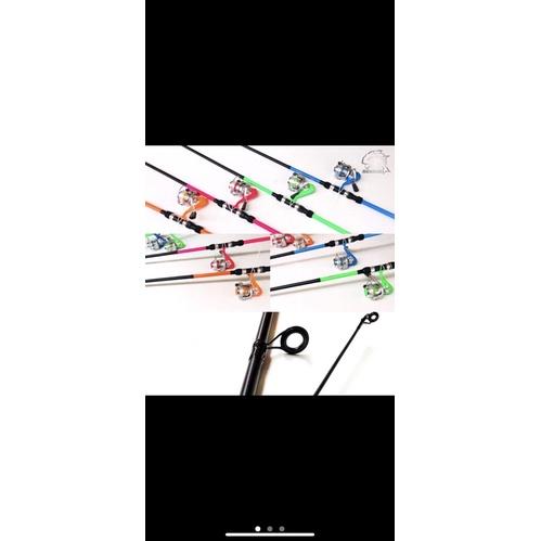 OKUMA 寶熊 🐻 7尺 海搏路亞竿組 🎣  顏色 ➡️ 粉🌸 Okuma #寶熊釣具 #海搏路亞竿組