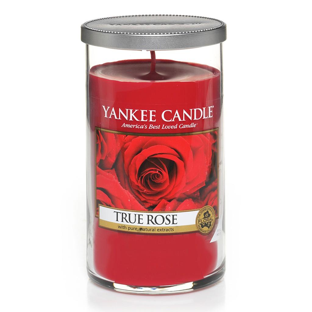Yankee Candle XYCE100T 蠟燭 TRUE ROSE 12oz