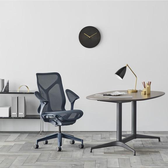 火爆!◊Herman Miller Cosm 高背葉片扶手 人體工學辦公椅電腦椅全新現貨