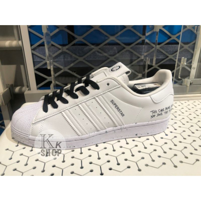 KK♦️ADIDAS SUPERSTAR SUSTAINABILITY 男鞋 愛迪達  FW2293