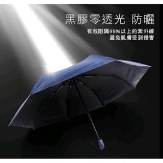 【 祥睿商號 】雨傘王/ 門市款《BigRed 安全感DARK》94要大又要曬不黑!27吋大傘面安全自動摺疊傘(黑膠傘布) 台中市