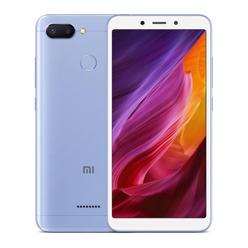 現貨熱賣二手手機特價Redmi紅米6全網通4G雙卡人臉解鎖美顏安卓智能備用二手手機