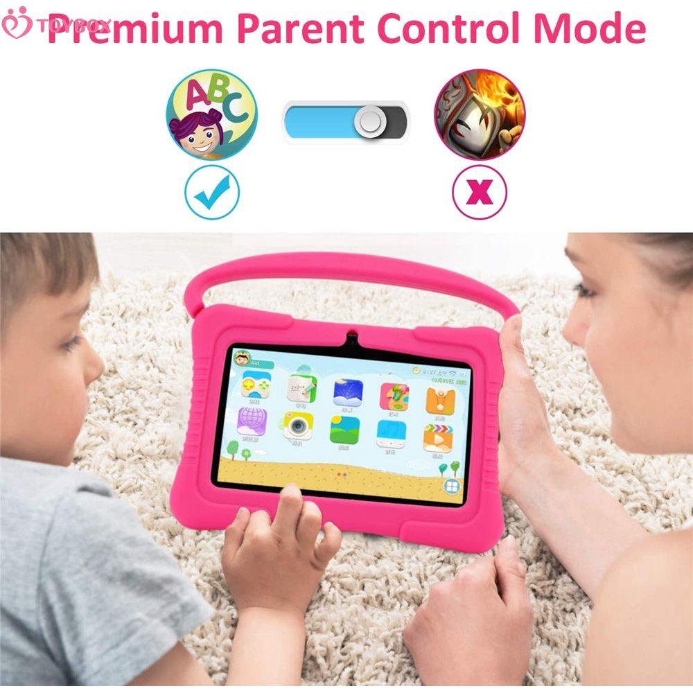 ☃TB☃7寸兒童學習平板電腦Android 6.0兒童益智早教機16GB