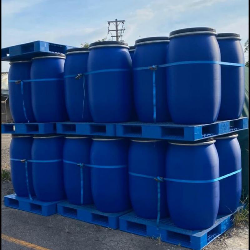 200公升 開蓋塑膠桶 塑膠桶 儲水桶 化學桶 桶子