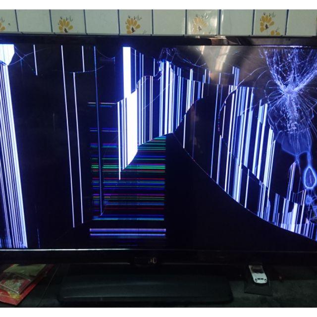 拆售 聲寶 32吋 液晶 電視 內建電視盒. EM-32ST15D 零件機