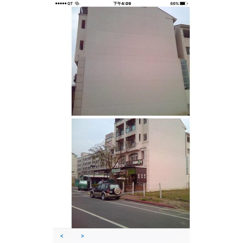 高雄大學特區廣告牆出租(大學南路上)