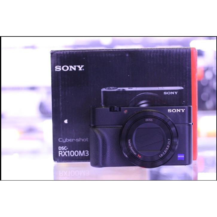 現貨正品Sony索尼RX100M7 M6 M5 M4 M3 M2 M1黑卡6六代微單vlog相機二手