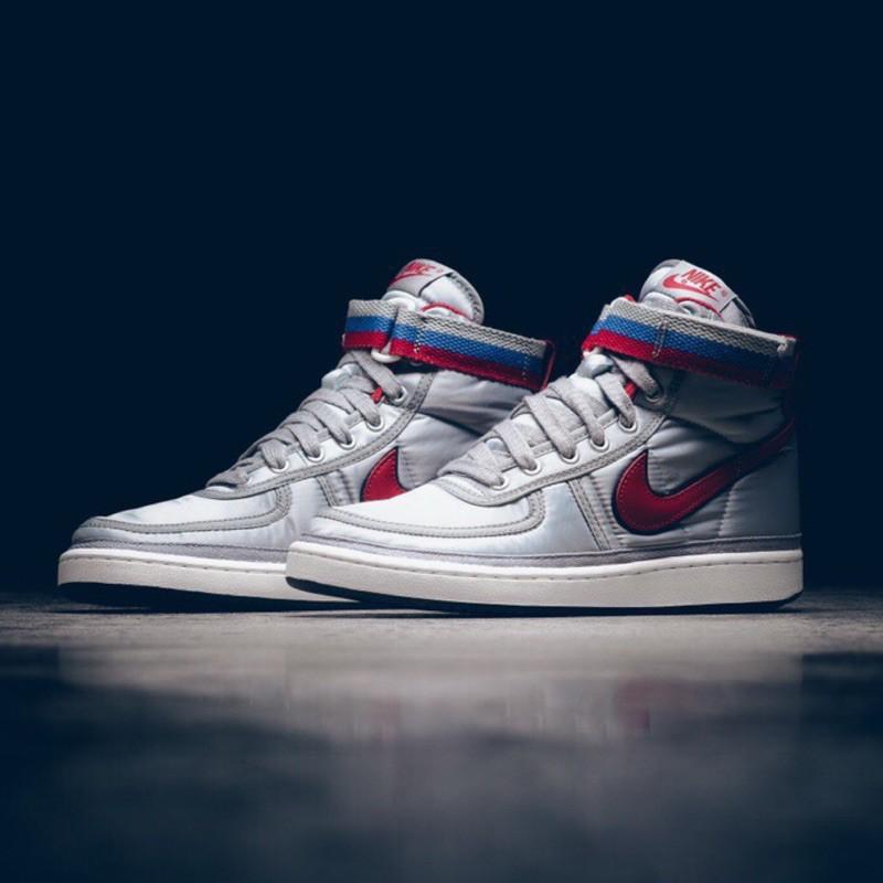 finest selection 77aa6 f108b Nike Air Flight 89 LE QS  804605-100  白 黑男款休閒藍球鞋  蝦皮購物