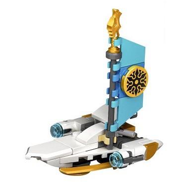 【台中翔智積木】LEGO 樂高 忍者系列 71746 拆售 小船