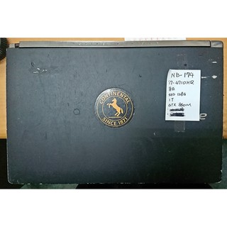 宏碁 ACER VN7-591G i7-4710HQ 8G SSD 128G 1T 筆電 筆記型電腦 NB-174 高雄市