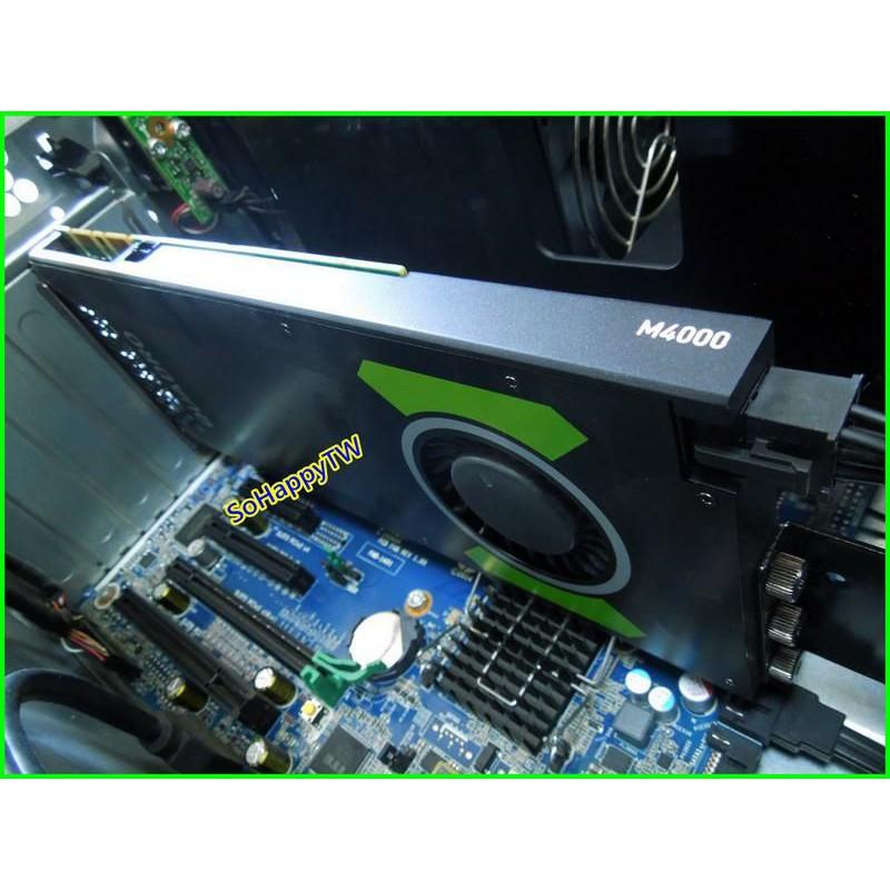 NVIDIA Quadro M4000 8GB 工作站繪圖卡