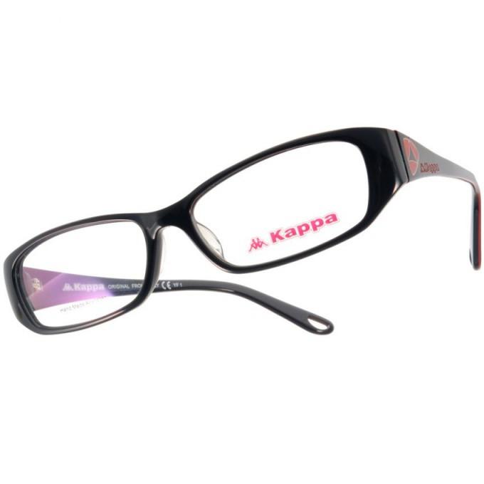 KAPPA 光學眼鏡 KP1005 BKB 運動時尚款-金橘眼鏡