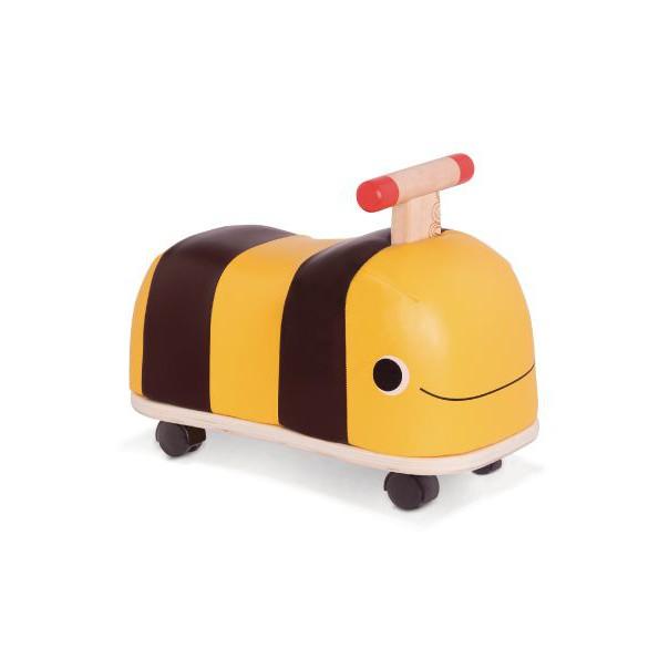 B.Toys 蜜蜂加速 搖搖馬 騎乘 玩具 小朋友 木頭玩具