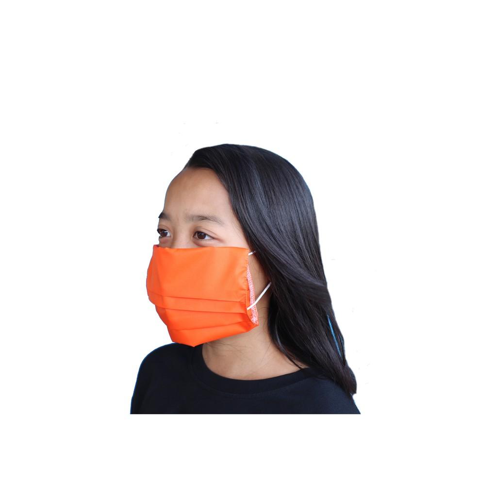 【飛魚普斯】MIT台灣製/輕薄/涼感/口罩防護套100%防潑水(成人/兒童款任選)