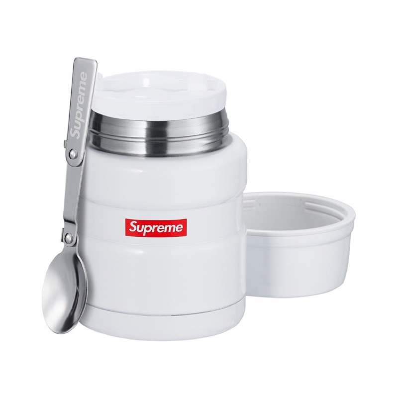2018 Supreme Thermos Stainless King Food Jar Spoon 保溫瓶