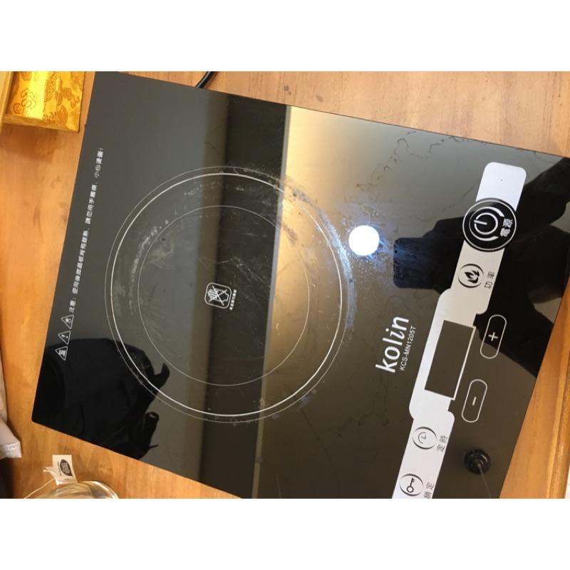 二手歌林觸控式微晶 電陶爐 KCS-MN1205T kolin電磁爐 電磁爐
