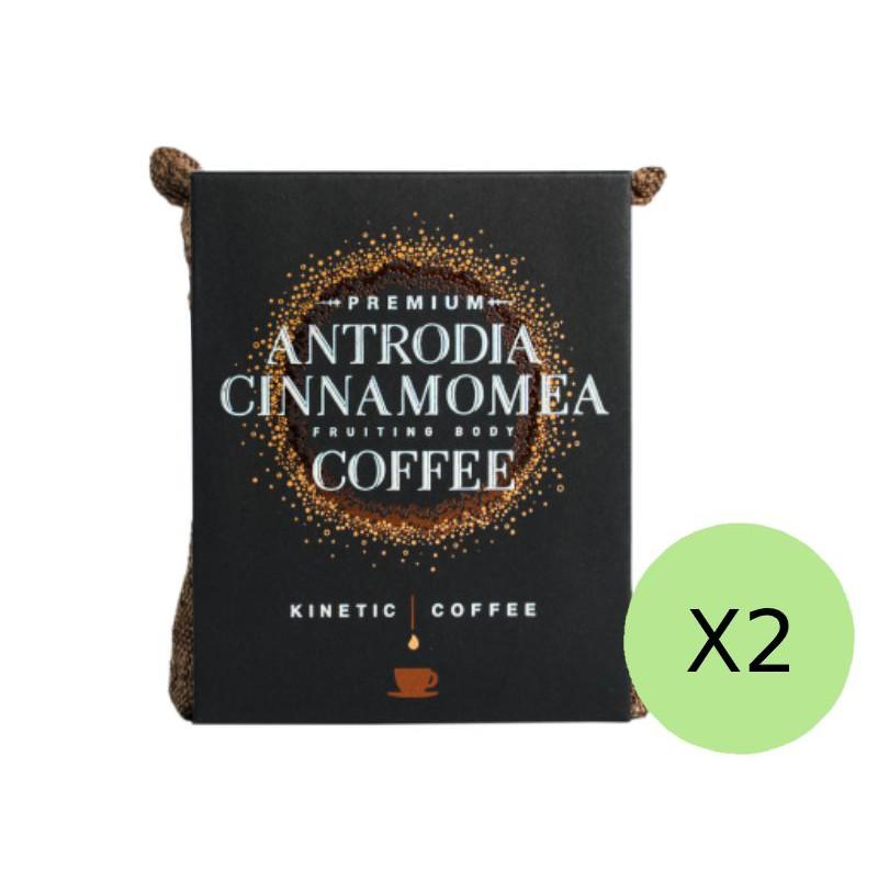 【芬芳美學】牛樟芝子實體咖啡 10.6g x 5入 兩件組