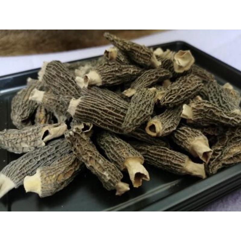 羊肚菌一份~香菇 乾香菇 雞湯 素食 原始食材 車輪牌鮑魚 禮盒 日本干貝 魚翅