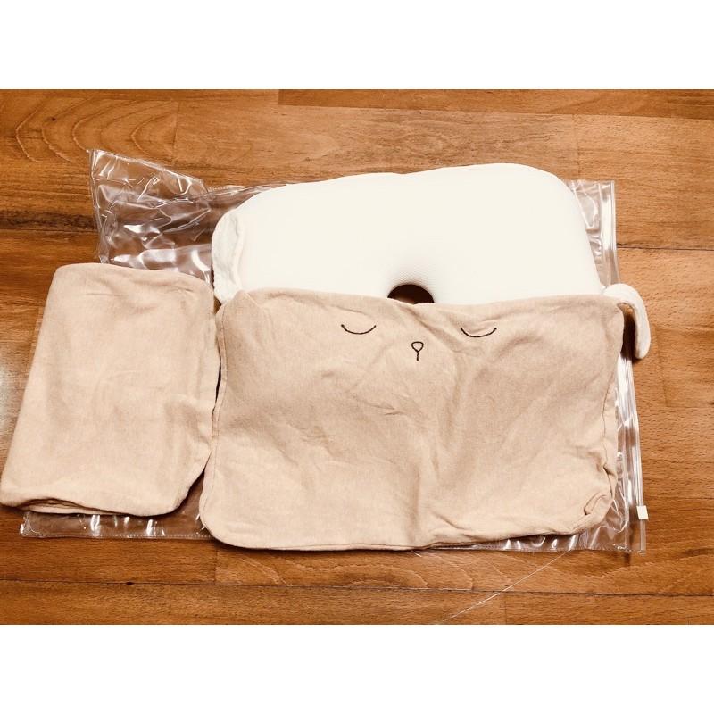 cani 嬰兒護頭型枕