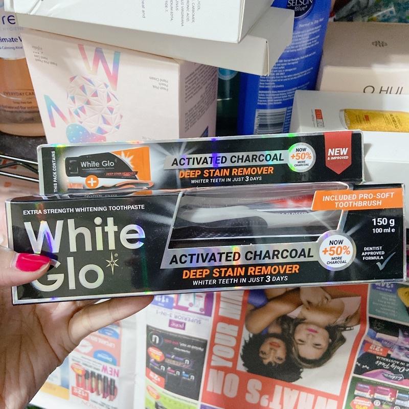 現貨-澳洲 White Glo 美白牙膏組(150g)