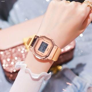 【大賴】手錶 運動手錶 電子手錶 電子錶 casio手表卡西毆手表 情侶錶  ins超火獨角獸手表 少女初中學生防水韓版