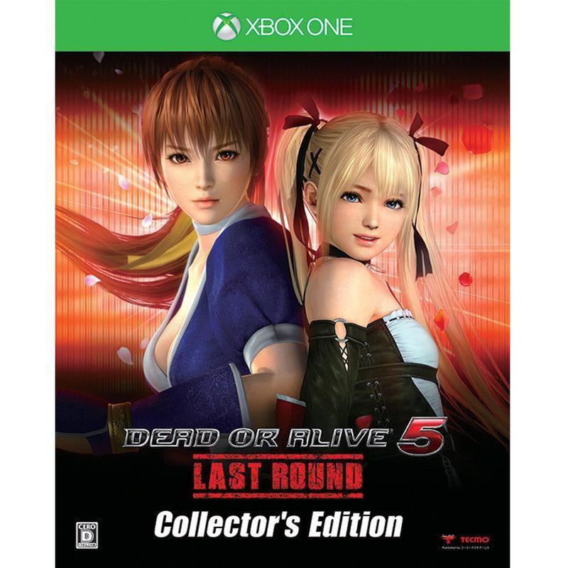 Xbox One 生死格鬥5 Last Round 中文版 特典版 ★不含遊戲★