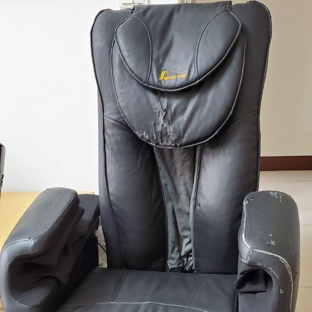 七星級按摩椅SC-351布質椅套,布料顏色可選,督洋按摩椅椅套輝葉按摩椅脫皮傲勝按摩椅椅套稻田按摩椅換皮inada按摩椅
