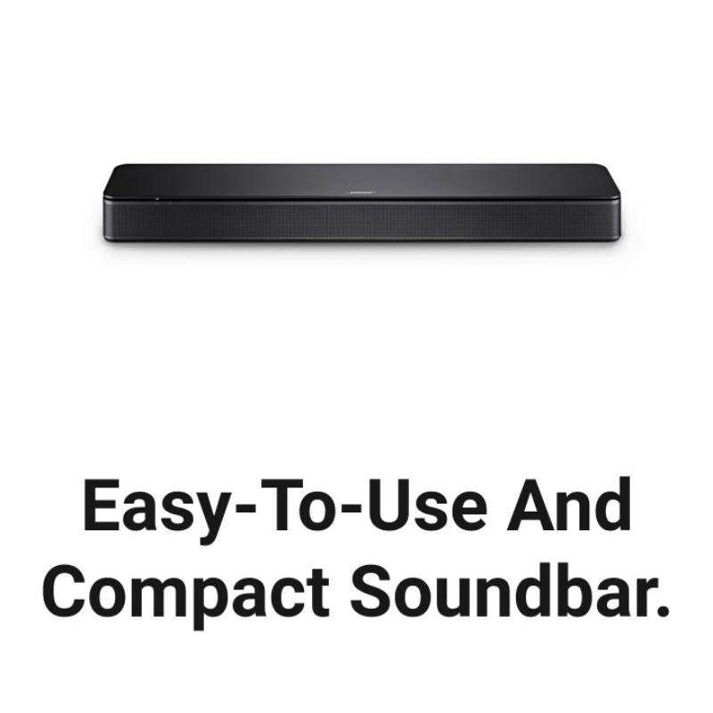 Bose Solo Soundbar Series II soundbar原廠認證