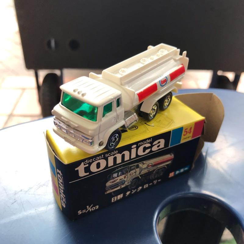 Tomica多美日製黑盒絕版聯結車no.54