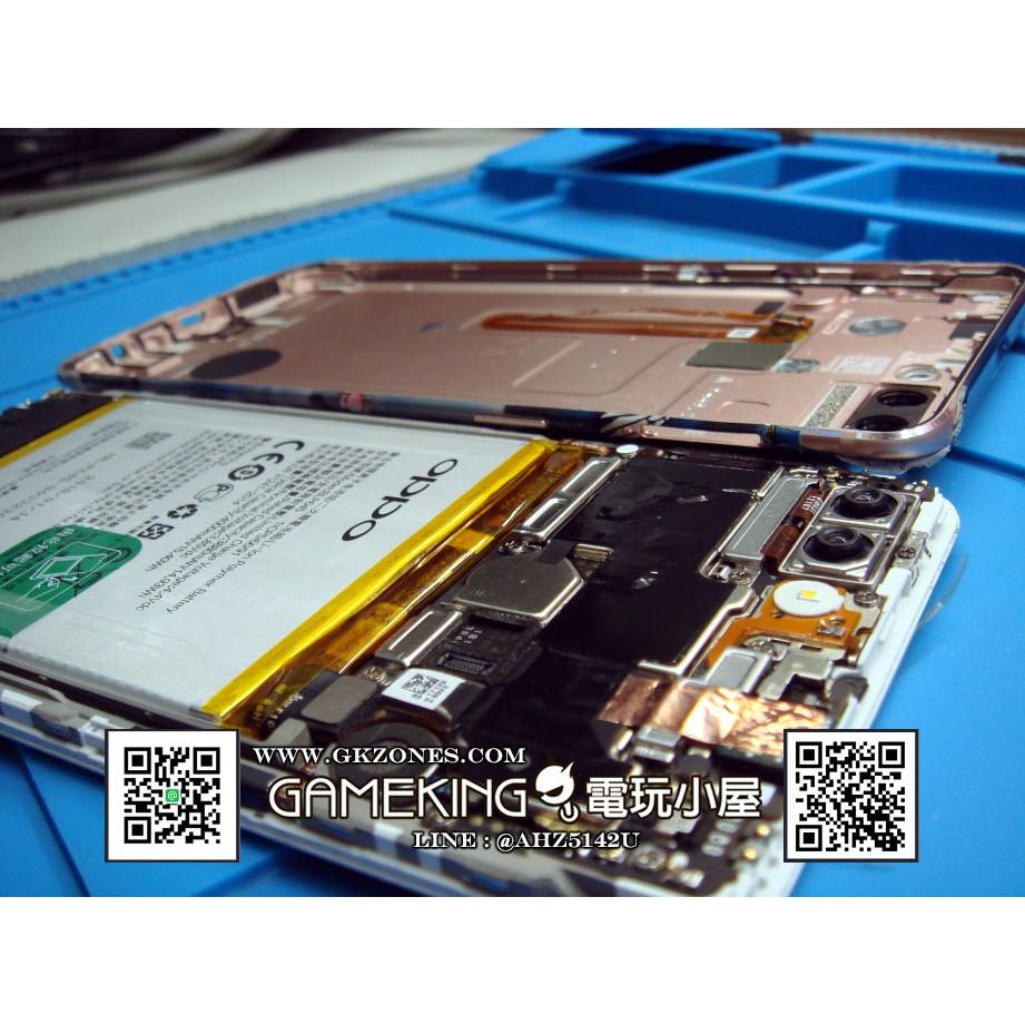 三重蘆洲電玩 - OPPO R11S Plus 螢幕 故障 維修