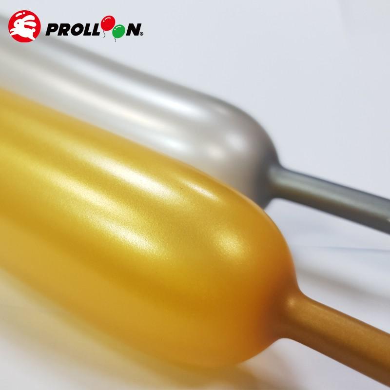 【大倫氣球】160珍珠長條造型氣球 【加強版】100條入裝 珍珠款 Metallic Modelling Balloon