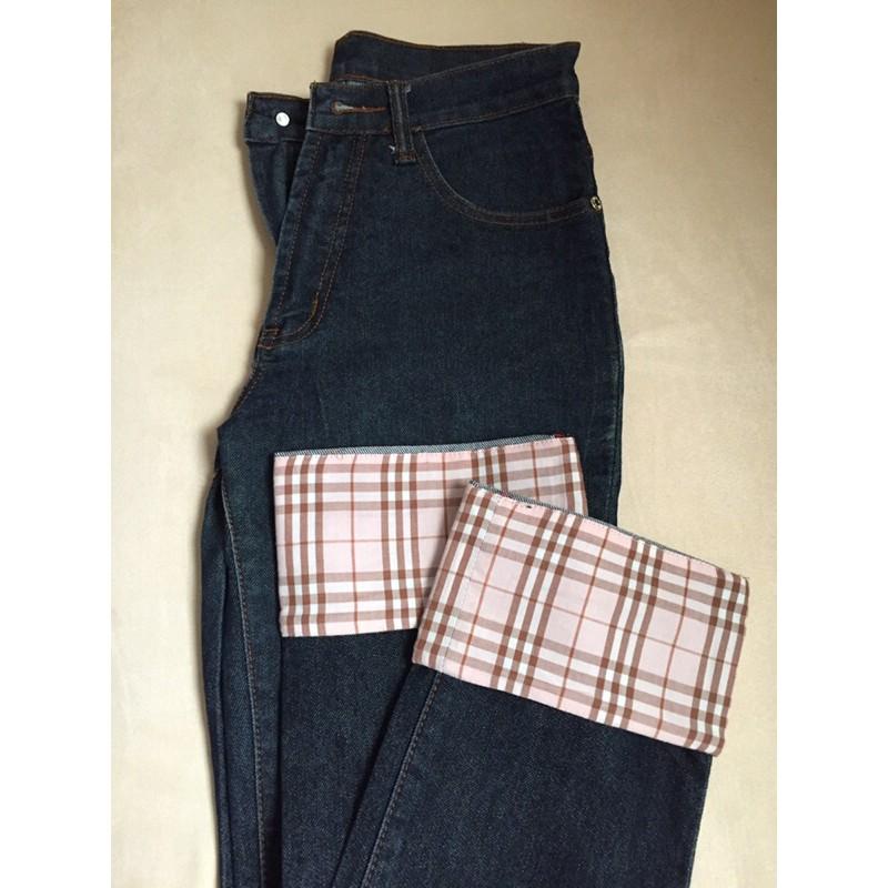 Burberry 牛仔褲s號