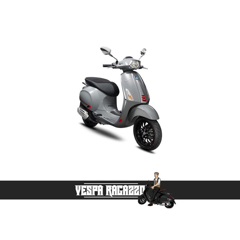 【VESPA RAGAZZO】VESPA Sprint S 150 i-get ABS 風暴灰
