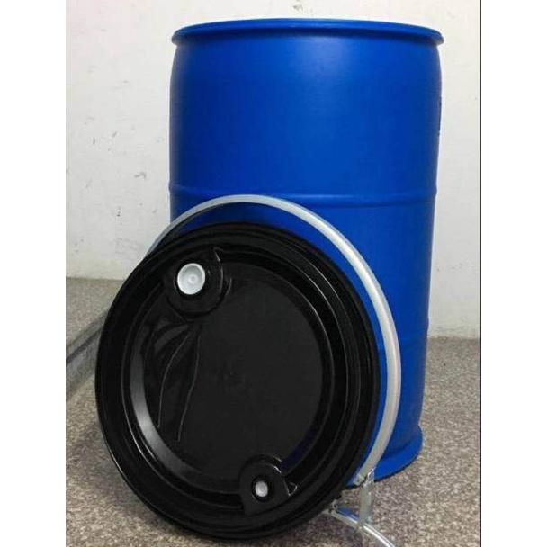 200L全新 化學桶 耐酸桶 密封桶 運輸桶 堆肥桶 廚餘桶 儲水桶 藍色塑膠桶