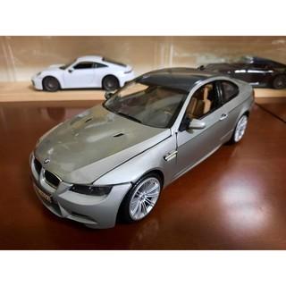 1:18 Motormax BMW E92 M3 金屬模型車 寶馬 1/ 18 高雄市