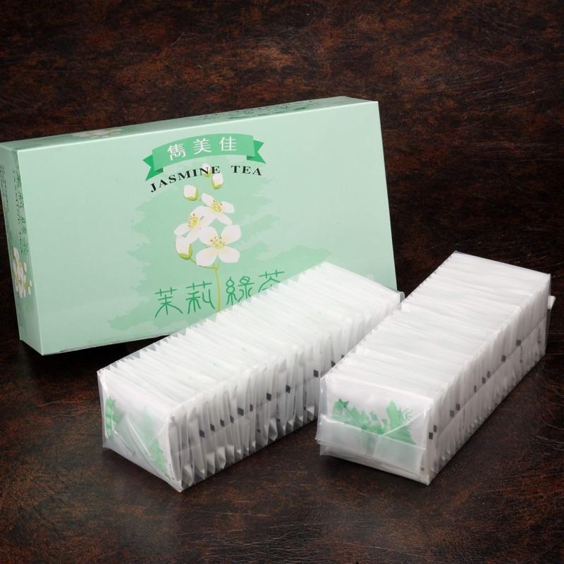 「雋美佳」茉莉綠茶50包 綠茶 花茶 香片 茉香綠茶 梅子綠茶 花香綠茶 文山包種