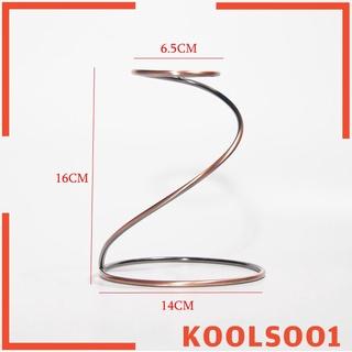 [KOOLSOO1] 家用廚房廚房ACC的鐵咖啡過濾器架儲備杯咖啡杯架
