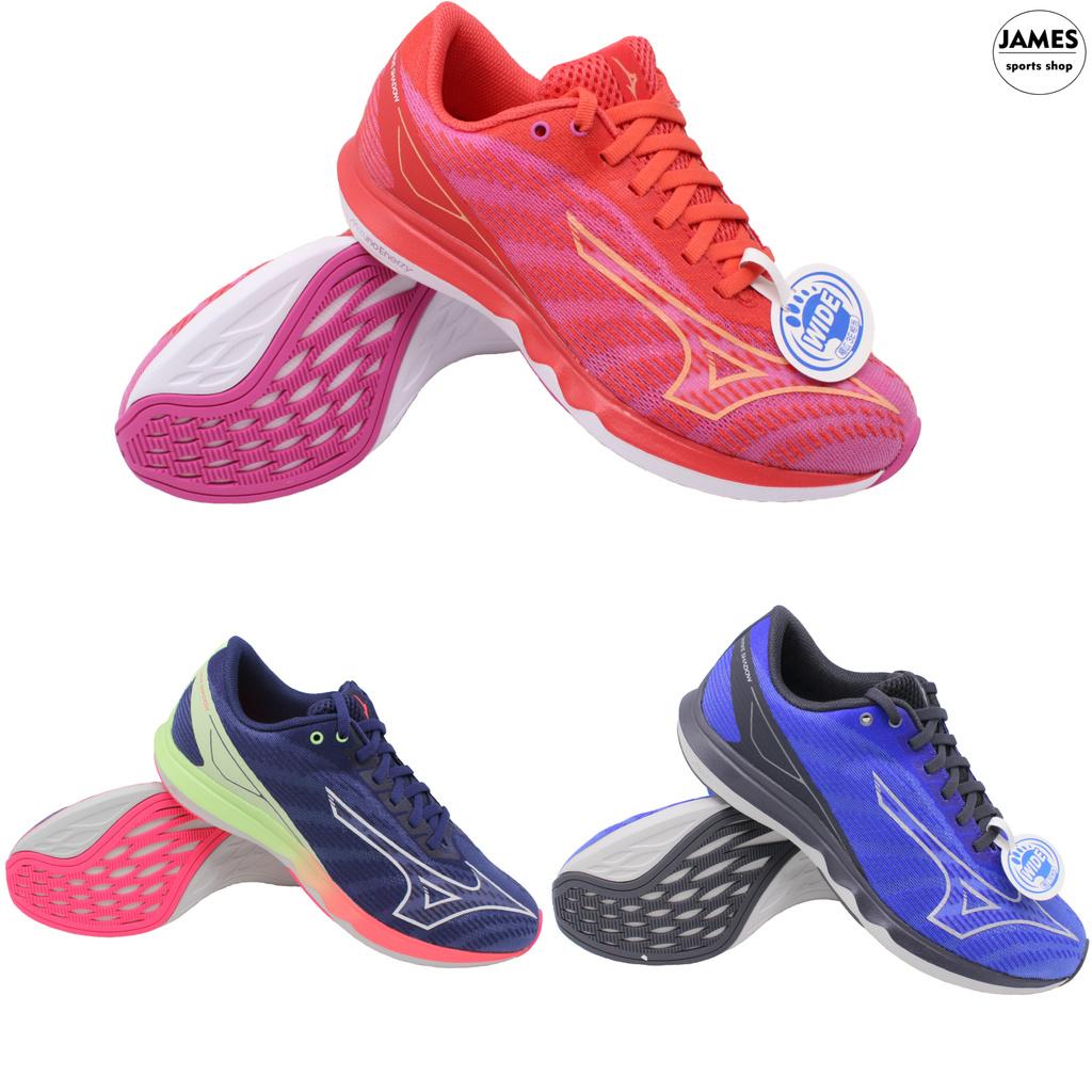 【詹姆士的店】美津濃 男款 女款 慢跑鞋 WAVE SHADOW 5 J2GC212705 運動鞋 跑步鞋 寬楦