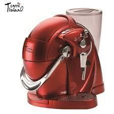 全新Caffe Tiziano 義式 膠囊 伯朗咖啡機 TSK-1136 R