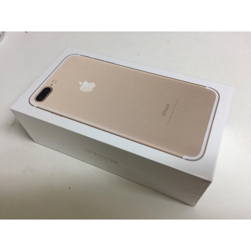 IPhone7plus金128g全新未拆封的28000$