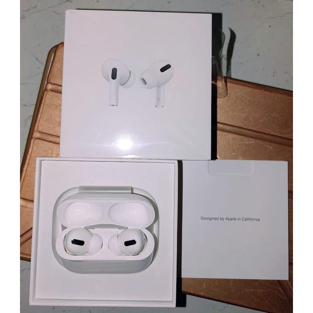[台灣公司貨] 原廠正品 Apple AirPods Pro 全新耳機  有PCHOME發票 誠可議