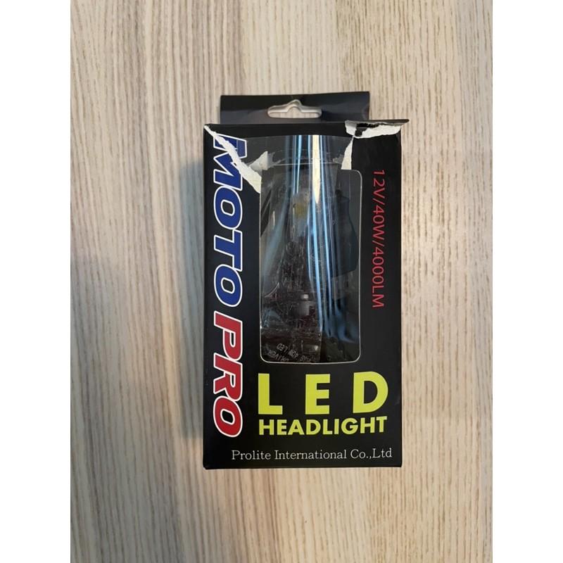 Vespa GTS 300 專用LED直上大燈