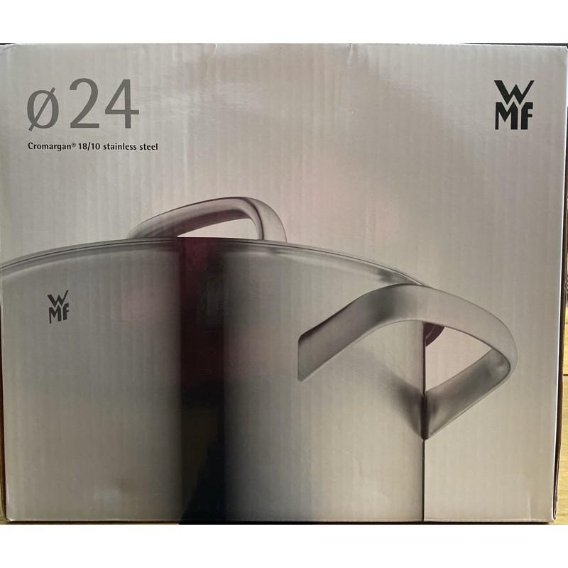 WMF DIADEM PLUS不鏽鋼 24cm高身湯鍋