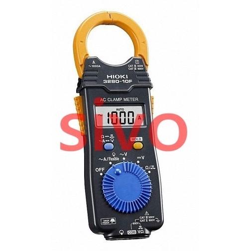日本HIOKI 3280-10F 交流鉤錶 電表 有保固 可加購CT6280 原3280-10進階版