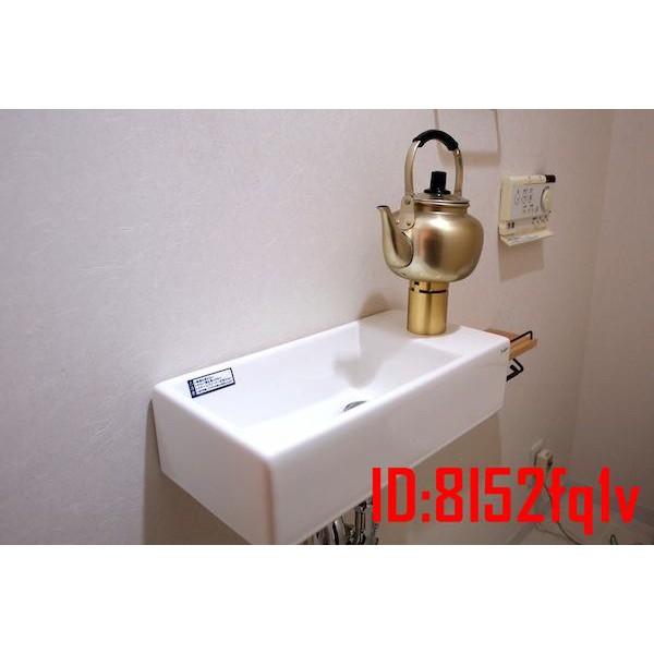 日本進口燒水壺創意水龍頭銅臺下盆洗臉洗手面盆浴室衛生間水龍頭