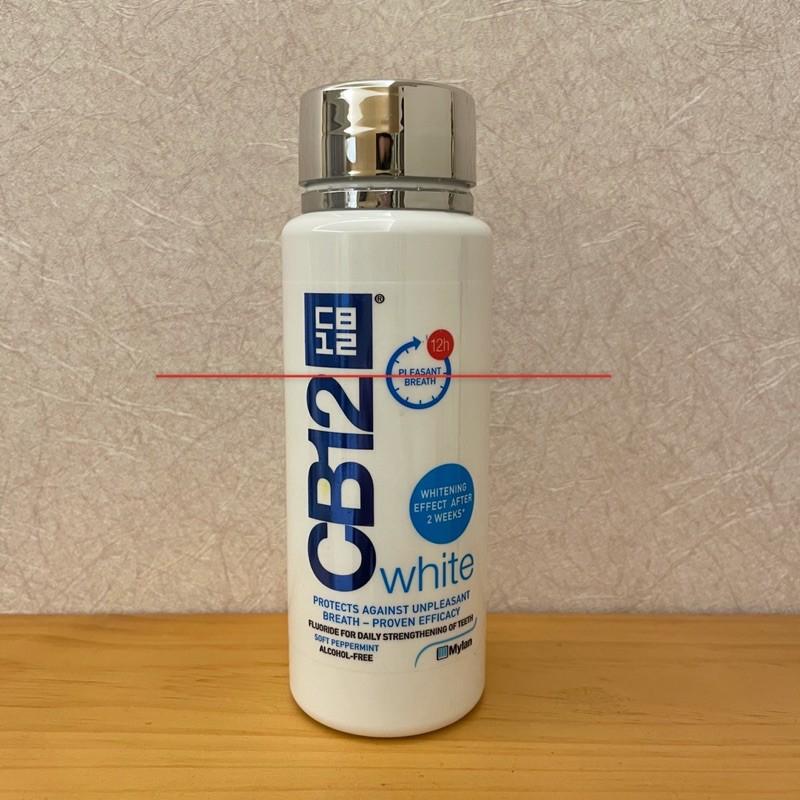 [二手] CB12淨味美白漱口水 250ml